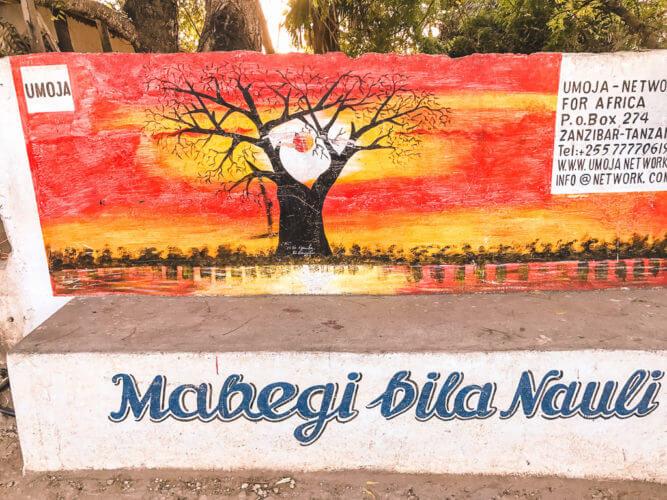 Kleines Wörterbuch Swahili Nachhaltiges Reisen