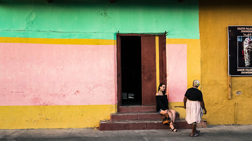 Granada, Nicaragua: colorful houses