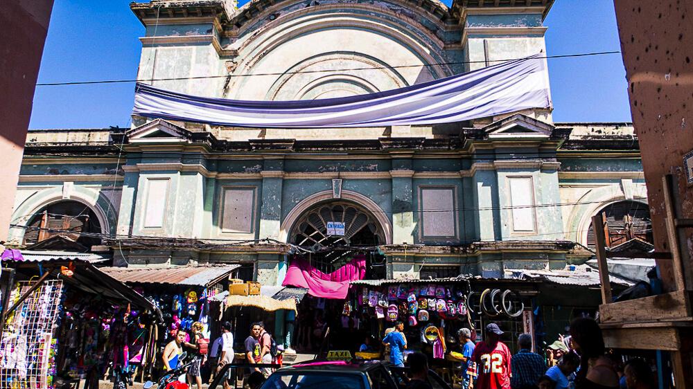 Granada, Nicaragua: market