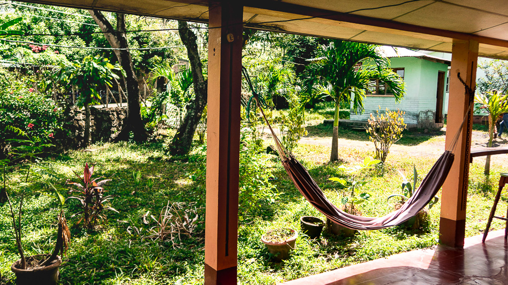 Isla Ometepe: REMO place to stay