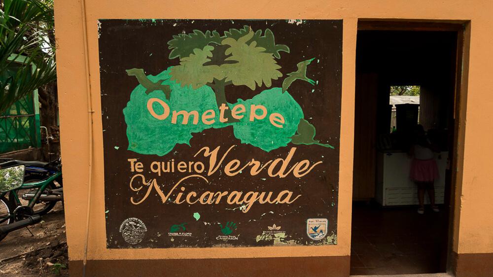 REMo on Isla Ometepe