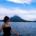 Isla Ometepe volcano view