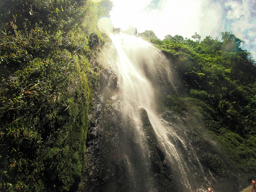 Isla Ometepe, waterfalss san ramon