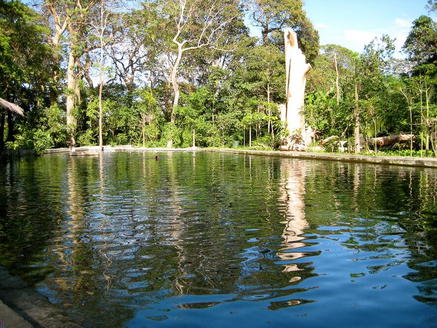 Isla Ometepe Ojo del Agua