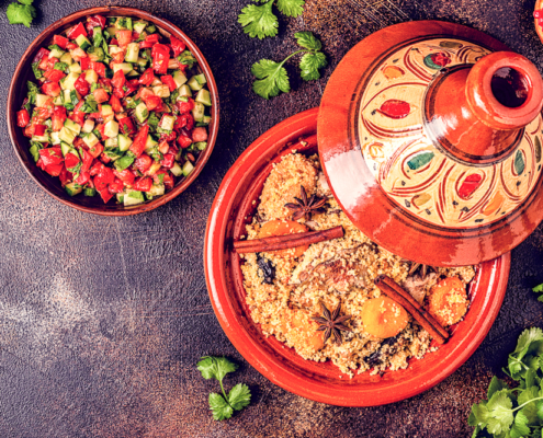 Tagine recipe - Morocco national dish