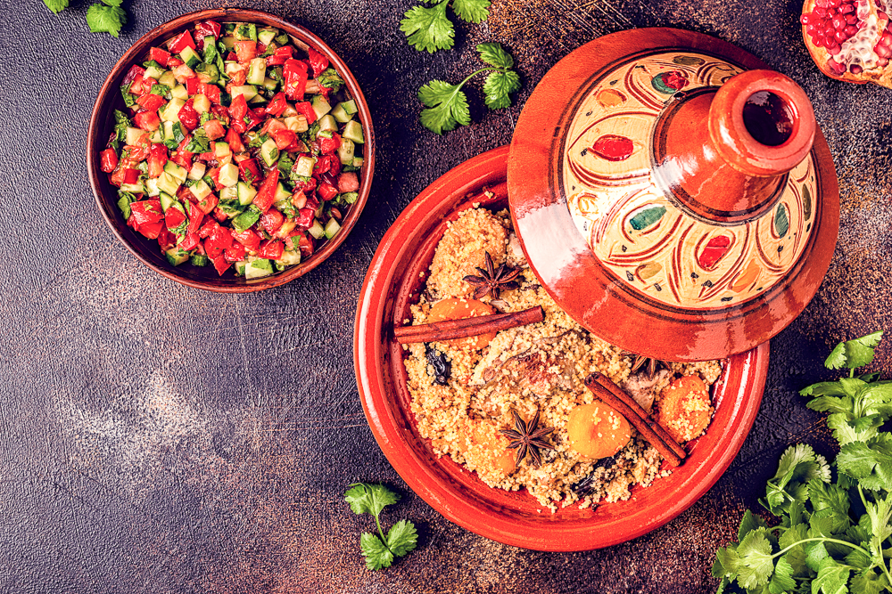 Taginerecipe Morocconationaldish