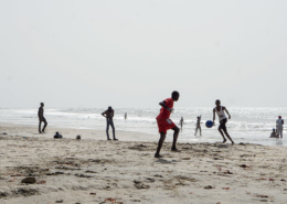 Gambia things to do: Kololi beach